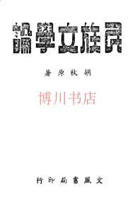 【复印件】民族文学论