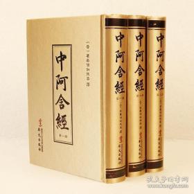 中阿含经(全三册)