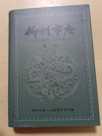 柳州市志  索引