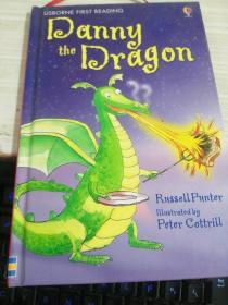 英文原版绘本Danny the Dragon Usborne First R丹尼龙