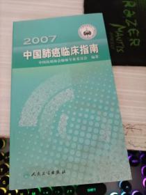 2007中国肺癌临床指南
