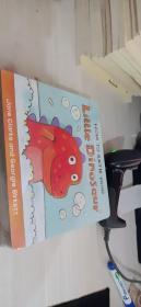 如何教小宝宝好好吃饭 英文原版绘本  4本合售