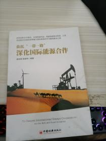 """依托""""一带一路""""深化国际能源合作"""