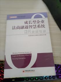 成长型企业法商融通智慧系统