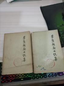 茅盾短篇小说集( 上下册)