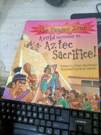 绘本Avoid becoming an Aztee Sacrifice