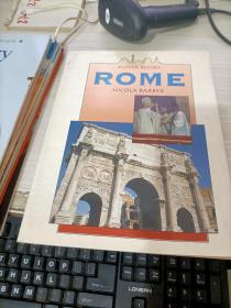 ALPHA BOOKS ROME NICOLA BARBER