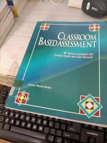 CLASSROOM BASED ASSESSMENT