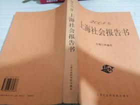 2004年上海社会报告书