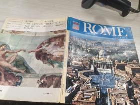 ROME IN COLOUR(罗马名胜)