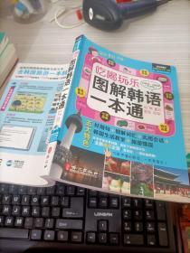 吃喝玩乐图解韩语一本通