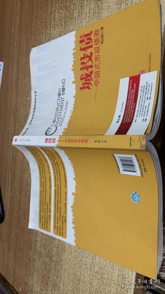 城投债:—中国式市政债券