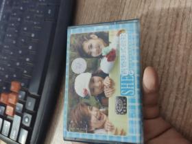 磁带:SHE 青春株式会社【唱片微花,无机器试片,不知音质,介意者勿下单,请谅】