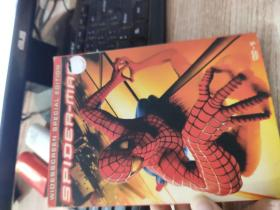 蜘蛛侠 DVD【唱片微花,无机器试片,不知音质,介意者勿下单,请谅】