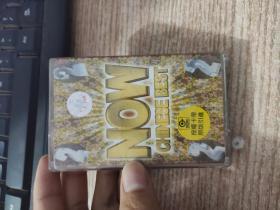 磁带 NOW CHINESE BEST 2【唱片微花,无机器试片,不知音质,介意者勿下单,请谅】