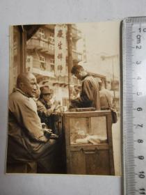 来自侵华日军联队在河北省,山西省,河南省,山东省相册,市街,是否是民国时期农村或小城镇商业,有庆生祥字样,民国时期民俗史料