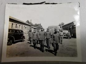 来自侵华日军联队在河北省,山东省,山西省,满洲相册,建筑,日军军官,将官