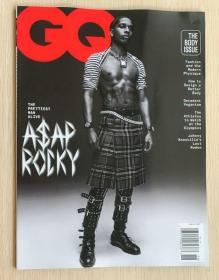 美国版 GQ绅士2021年6/7月合刊 时尚潮流男士服装英文杂志