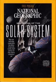 National Geographic 美国国家地理2021年9月 英文版旅游杂志
