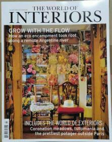 The World of Interiors家居世界2021年7月 英国家居设计英文杂志