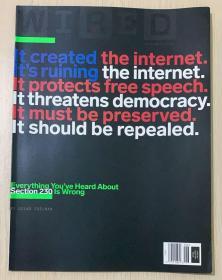 WIRED 连线 2021年6月 英文科技杂志 美国版