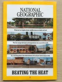 National Geographic 美国国家地理2021年7月 英文版旅游杂志