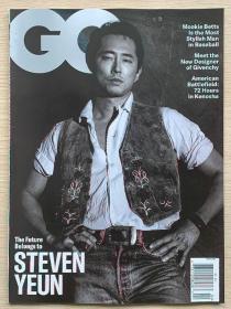 美国版 GQ绅士2021年4月 时尚潮流男士服装英文杂志