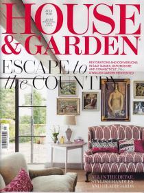 HOUSE&GARDEN 住宅与庭院2021年7月英国家居装饰装修设计杂志