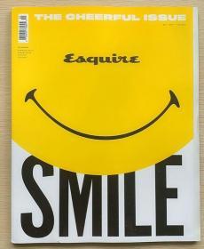 英国版Esquire时尚先生君子2021年5-6月合刊男士时尚时装英文杂志