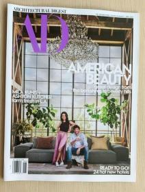 AD ARCHITECTURAL DIGEST建筑辑要2021年6月美国建筑设计英文杂志