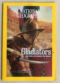 National Geographic 美国国家地理2021年8月 英文版旅游杂志