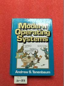 原装英文精装版 MODERN OPERATING SYSTEMS  现代操作系统
