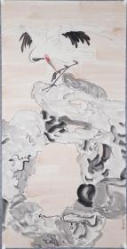 江苏省国画院副院长,国家一级美术师【喻慧】花鸟