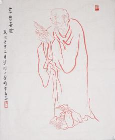 中国近现代佛教史上最杰出的高僧【弘一】法师 人物