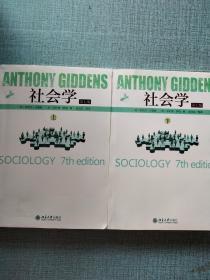 社会学:第七版 上下册