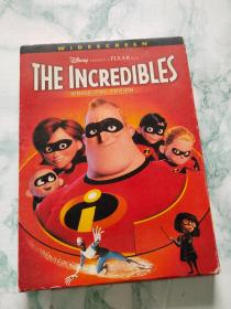 THE LNCREDIBLES    DVD