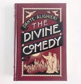 但丁神曲The Divine Comedy (Barnes & Noble Collectible Editions)