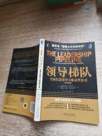 领导梯队:全面打造领导力驱动型公司(原书第2版)