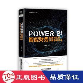 PowerBI智能財務應用與實戰從新手到高手