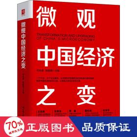 微觀中國經濟之變