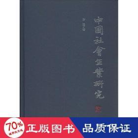 中国社会企业研究