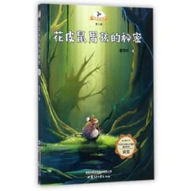 花皮鼠男孩的秘密-载梦的风车-第三辑-11  曹雪纯 著  甘肃少年儿