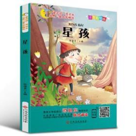 世界儿童文学精选美绘本:星孩  张海君 著  江西高校出版社
