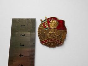 1951年【一等战斗英雄,奖章】