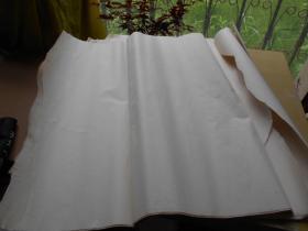 老纸头【90年代,宣纸,58张】尺寸:55×42厘米