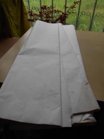 老纸头【90年代,四尺宣纸,25张】