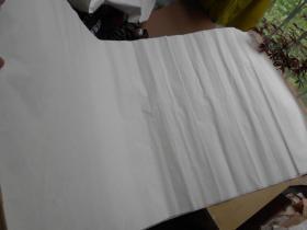 老纸头【90年代,四尺宣纸,10张】