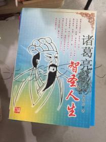诸葛亮:智圣人生中国圣贤人生大系18