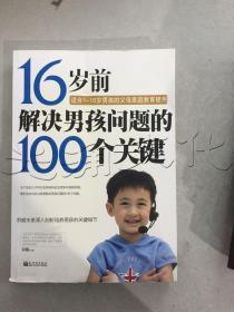 16岁前解决男孩问题的100个关键