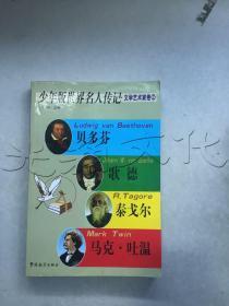 少年版世界名人传记贝多芬 歌德 泰戈尔 马克·吐温2文学艺术家卷